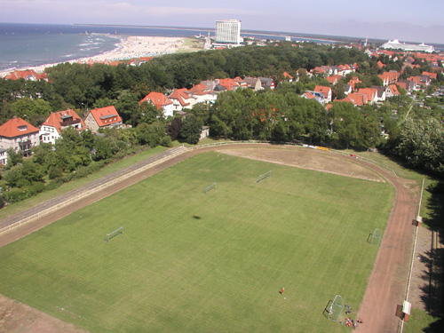 Homefield Warnemünde